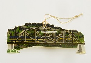 Ornament/Brass Bridge