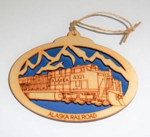Ornament/Wood/Engine/2-D