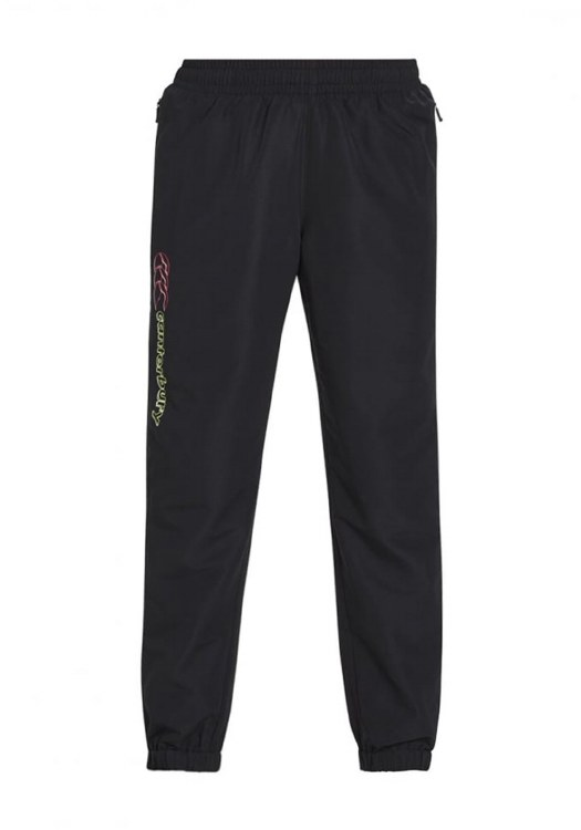 Girls Tapered Fit Cuffed Pants