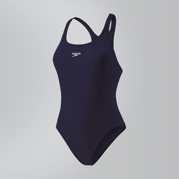 Ladies Medalist Swimsuit Navy