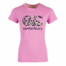 CCC Large Logo Girls T Shirt