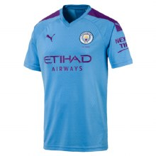 Manchester City Home Top SNR
