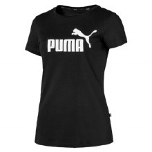 Ladies Essential Large Logo T Shirt