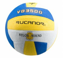 VB3500 Volleyball Blue/Yellow/White