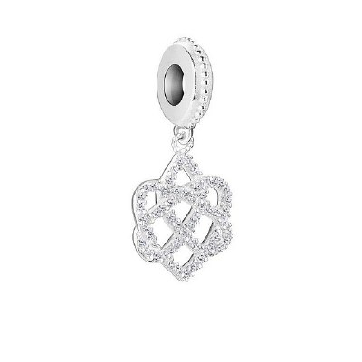 Celtic Love Knot Charm