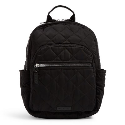 Iconic Small Backpack Black