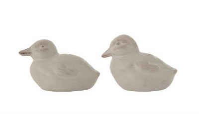Duck Salt & Pepper Shakers