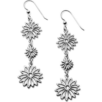 Enchanted Garden Petal Earrings
