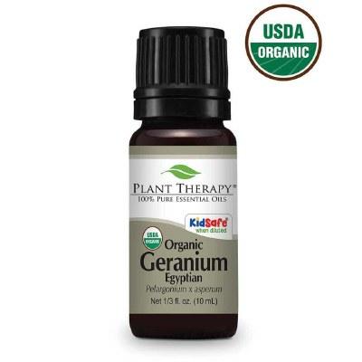 Geranium Egyptian Essential Oil 10ml