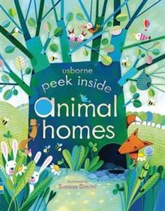 Peek Inside Animal Homes