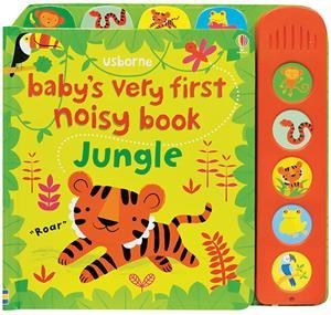 Baby's 1st Noisy Book: Jungle