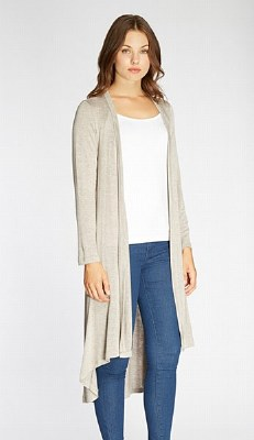 Knit Duster M