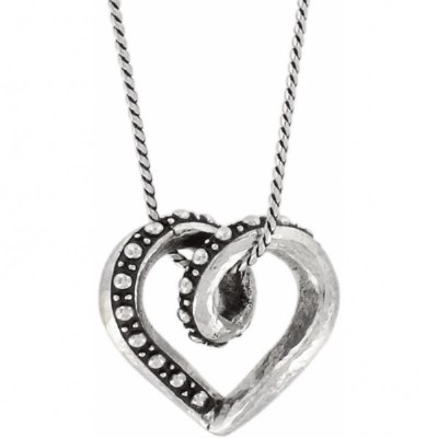 Camelot Heart Necklace