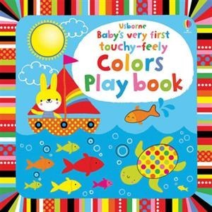 Colors Play Book