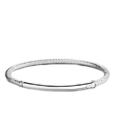 Connections Bar Bracelet-Small