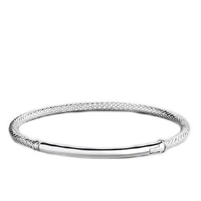 Connections Bar Bracelet-Large