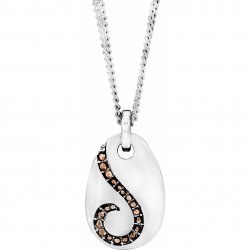 Droplets Reversible Convertible Necklace