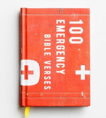 100 Emergency Bible Verses