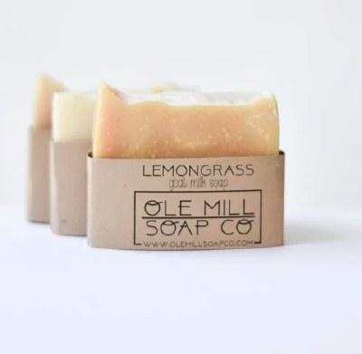 Ole Mill Soap Lemongrass