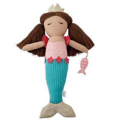 Mermaid Doll w/ Blue Tail