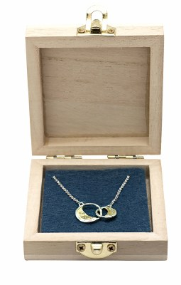 Otherworld Necklace - Joined Moon