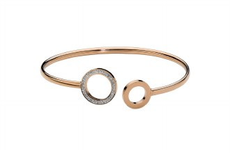 Bitonto Bangle Rose Gold