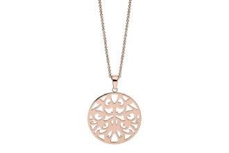 Cascia Flower Necklace RG