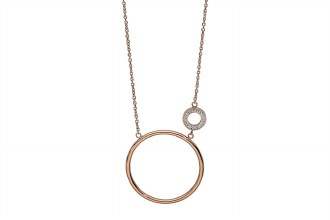 Bitonto Necklace Rose Gold
