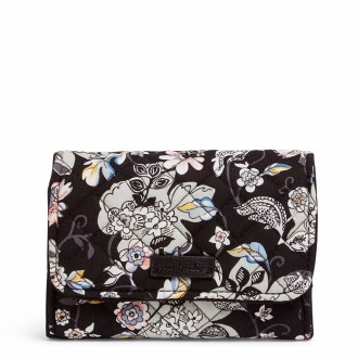 Iconic RFID Riley Compact Wallet Holland Garden