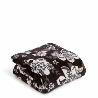 Plush Throw Blanket Holland Garden