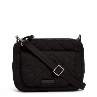 Carson Mini Shoulder Bag Black