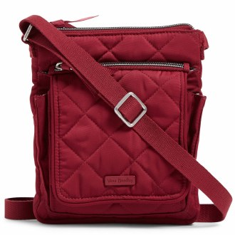 Iconc RFID Mini Hipster Berry Red