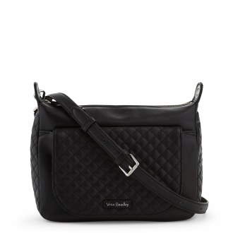 Carson Mini Shoulder Bag Black