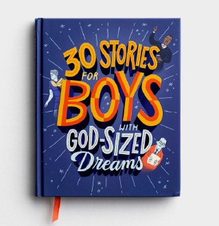 30 Stories for Boys