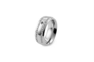 Lecce Ring Silver 6