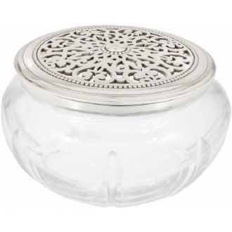 Deco Lace Jewel Box