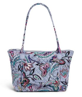 Carson East West Tote Makani Paisley