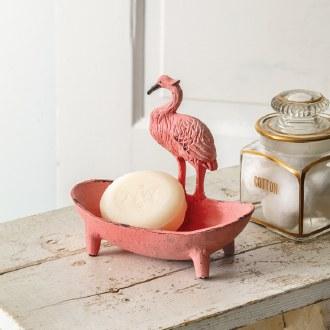 Flamingo Soap Dish