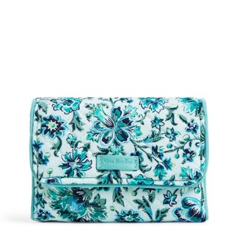 Iconic RFID Riley Compact Wallet Cloud Vine