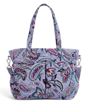 Iconic Ultimate Baby Bag Makani Paisley