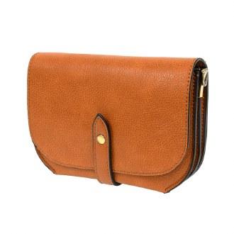 Harper Convertible Belt Bag Saddle