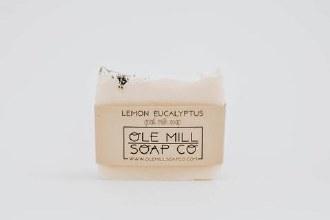 Ole Mill Soap Lemon Eucalyptus