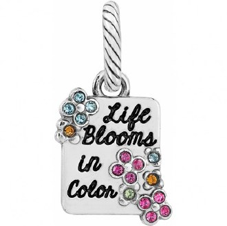 Life Blooms Charm