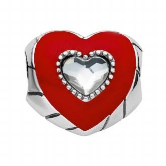 Lovely Heart Bead