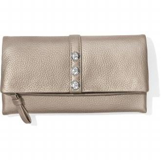 Nolita Shimmer Large Wallet