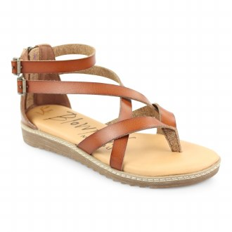 Ohio Scotch Sandals 7.5