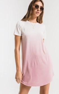 Ombre Dip Dye Dress XSmall