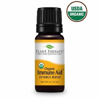Immune Aid Organic Essential Oil 10ml