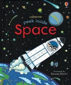 Peek inside Space