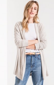 The Hacci Open Cardigan